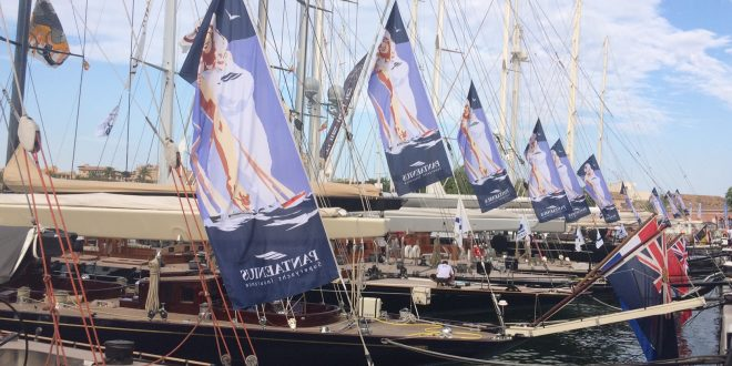 Pantaenius at the Palma Superyacht Show