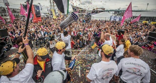 Telling the Story of the Volvo Ocean Race