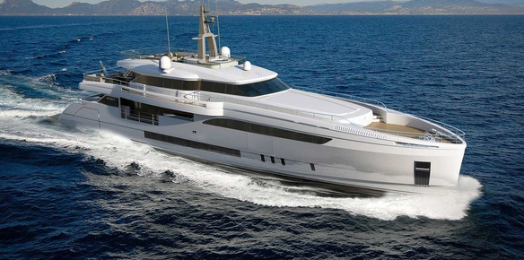 The WIDER 150: A New Breed Of Yacht