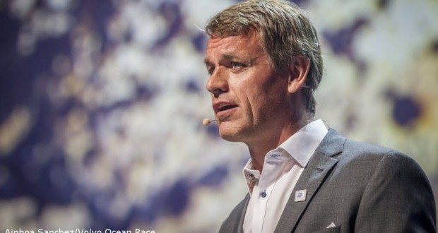 Frostad steps down as Volvo Ocean Race CEO
