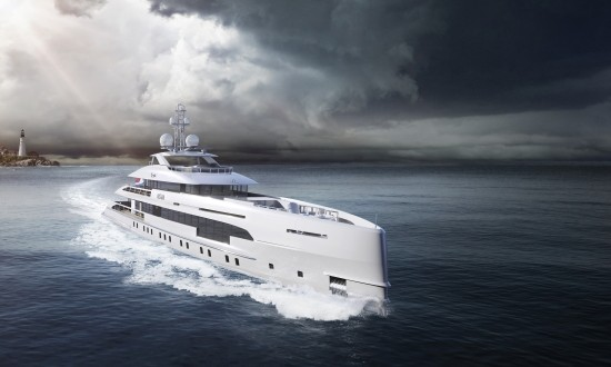 MYS Exclusive: Heesen to unveil hybrid superyacht project Nova in detail