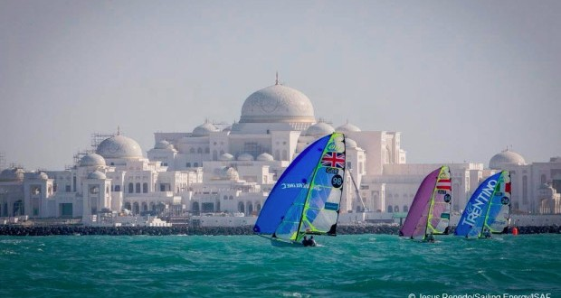 Prize Money at Stake at ISAF Sailing World Cup Final