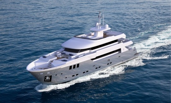 Otam 35m superyacht progress update