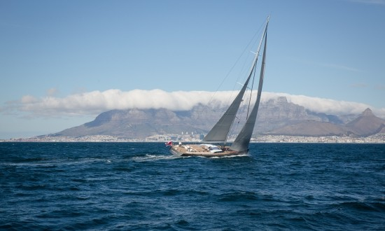 Sailing yacht of the Month: SW102 Seawave