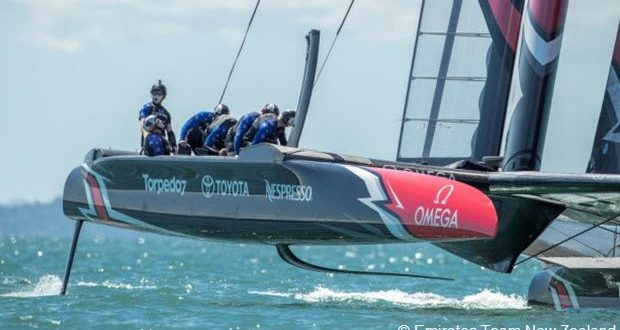 America's Cup: New World for Everyone