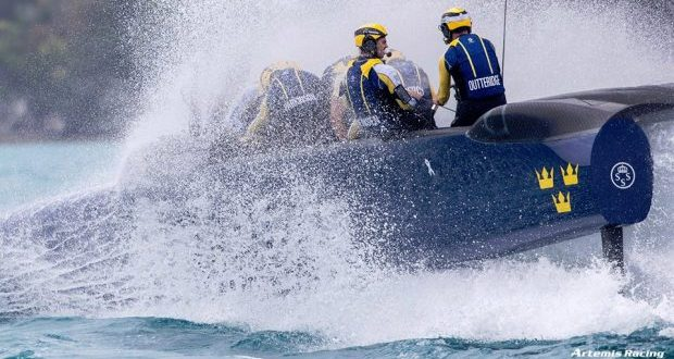 America's Cup: Yes, We Are Talking About Practice