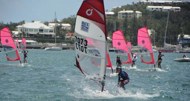 America's Cup: Rumors, Capsizes, and Youthful fun