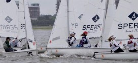 Stormy Start to College Women's Nationals