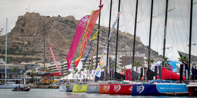 the ocean race 2021-22 route is announced - the islander