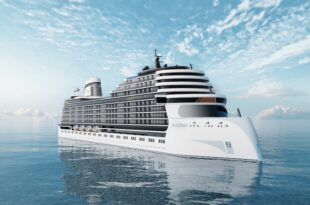 Storylines Residential Cruise Ship Rendering
