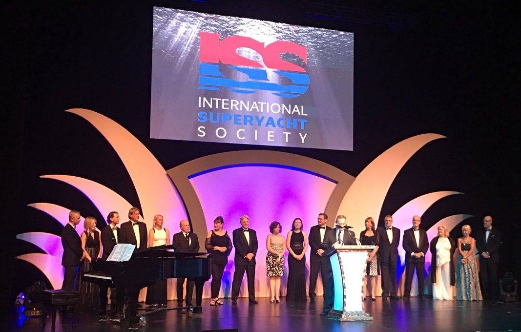 e3 & Kymeta Corporation Awarded ISS Award for Excellence I Innovation 2017