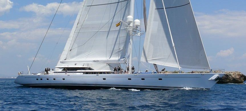Sailing Yacht Hyperion