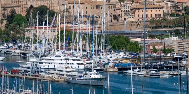 Palma Superyacht and Boatshow
