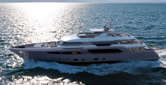 CRN signs contract for 50m motoryacht