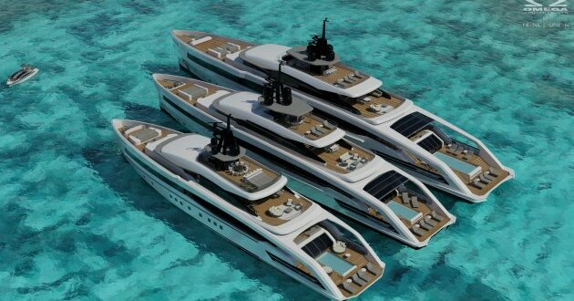 CRN unveils Oceansport projects