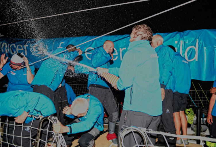 Clipper Race Update: Unicef Wins Leg To Australia