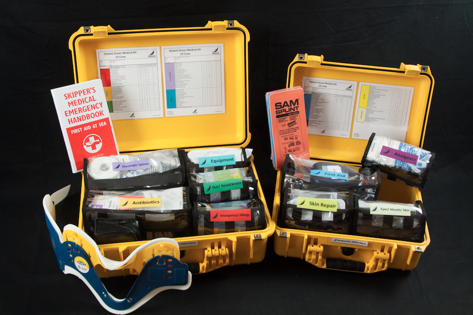 Medical Kits – Private vs Commercial Yachts