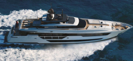 Ferretti Launches First Custom Line 120