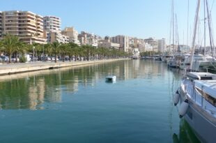 Marina Ibiza and Marina Port de Mallorca, the first ports in Spain to use a water-cleaning robot Geneseas