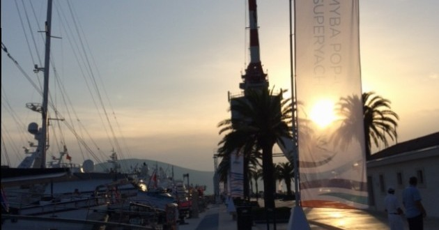 Happy marriage for MYBA Pop-Up Superyacht Show & Porto Montenegro