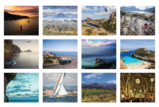 JoyRon Foundation: Get Your 2018 Diversity Of Mallorca Calendar