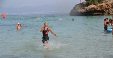 Katie Handyside: Swim, Bike & Run