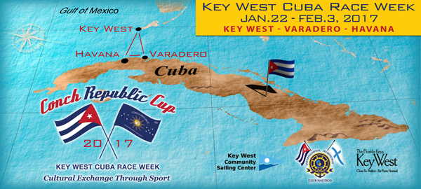 Revitalize Racing Between Key West and Cuba