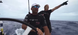 Man Overboard On Volvo Ocean Race