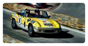 ORIS Rally - Cox Goddard Lotus Elan Sprint - Photo Peo Stenberg