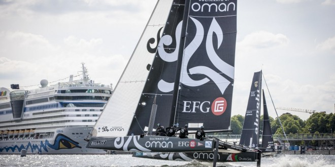 Oman To Host Opening Event Of The Louis Vuitton America's Cup World Series In 2016