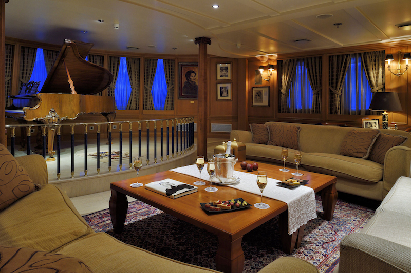 The Onassis Yacht Christina O Available For Charter In