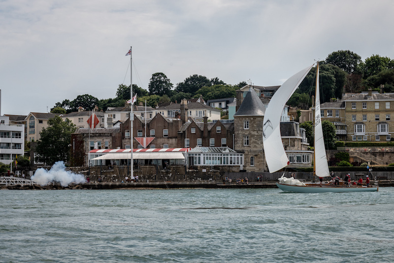 One Month To Go Until Panerai British Classic Week 2019