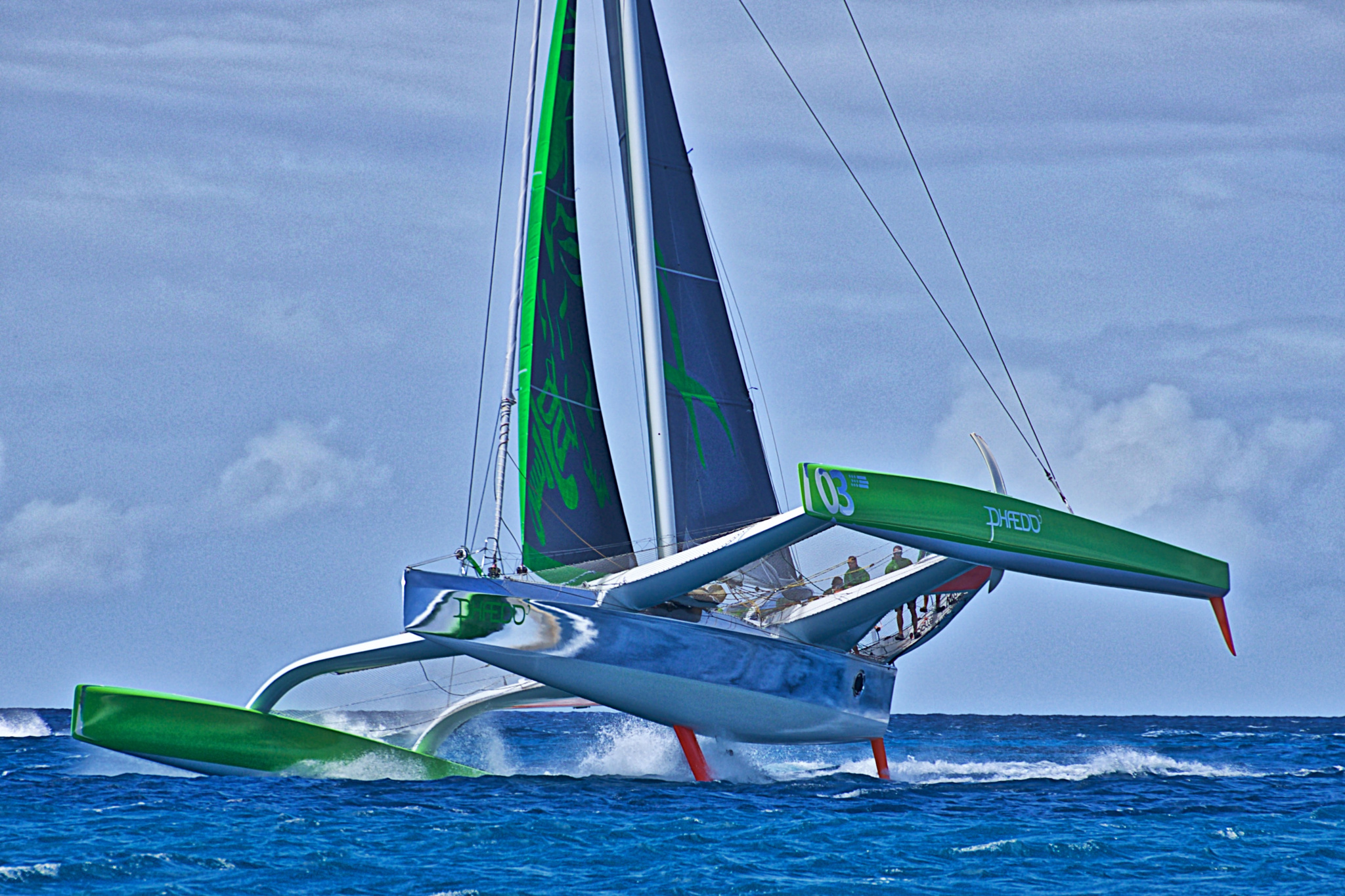 100 Entries for Rolex Middle Sea Race