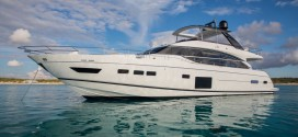 Charter Yacht of the Month La Vie