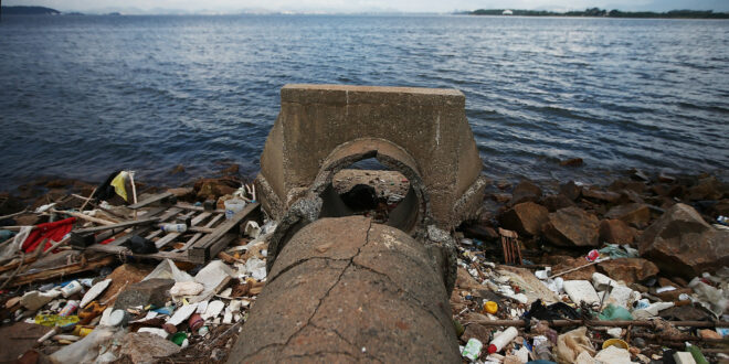 Concern continues about water quality for Rio Games