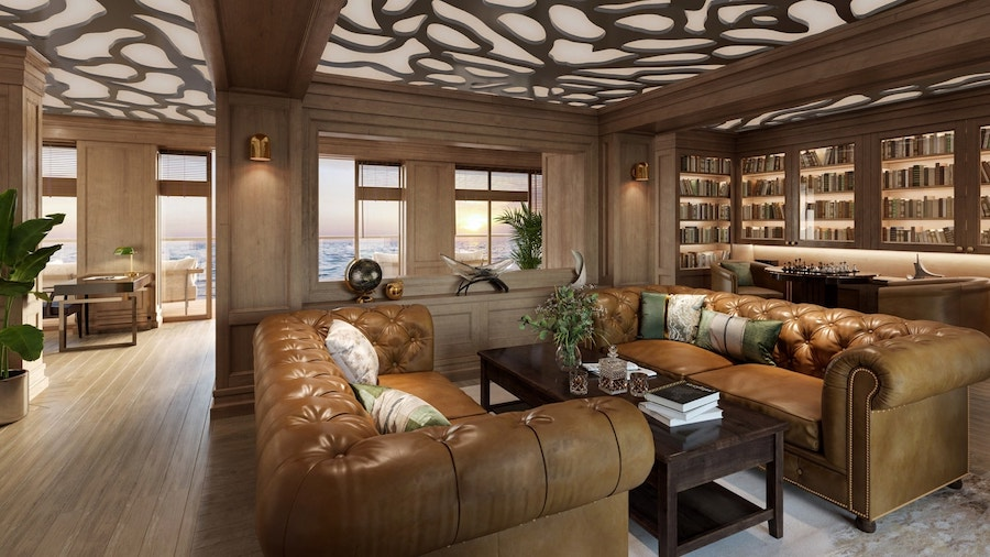 Storylines Residents Lounge