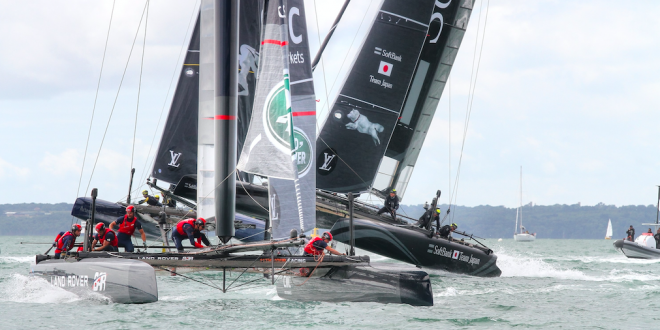 America's Cup: And So It Begins