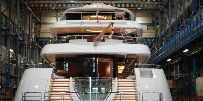 Family fun at its finest: First Feadship for Australian client unveiled