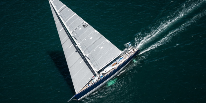 Next on the Mediterranean Racing Calendar: The Superyacht Cup