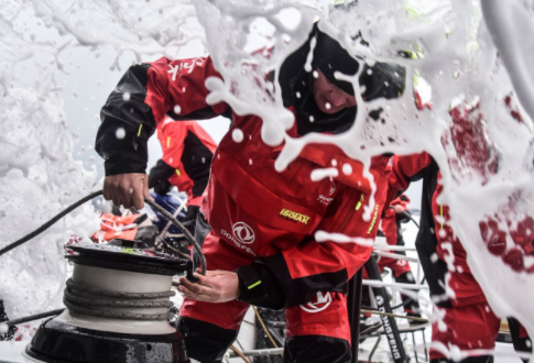 Innovative sailing apparel specialists Zhik partner with Dongfeng Race Team