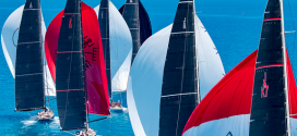 Hanuman and Ranger Tied At the Top – America's Cup J Class Regatta
