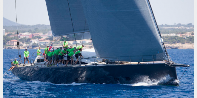 Gloves Are Off for 2017 Edition of Palma's Superyacht Cup!