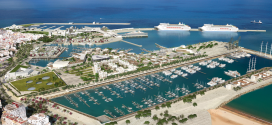 Tangier develops huge marina