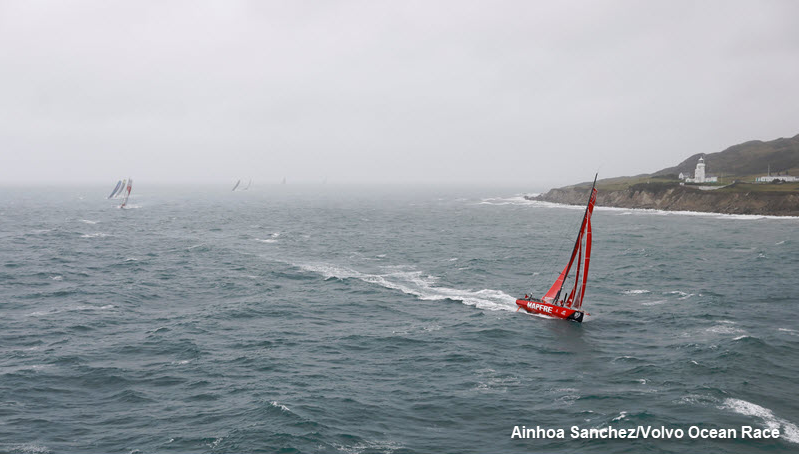 First Test for Volvo Ocean Race Teams