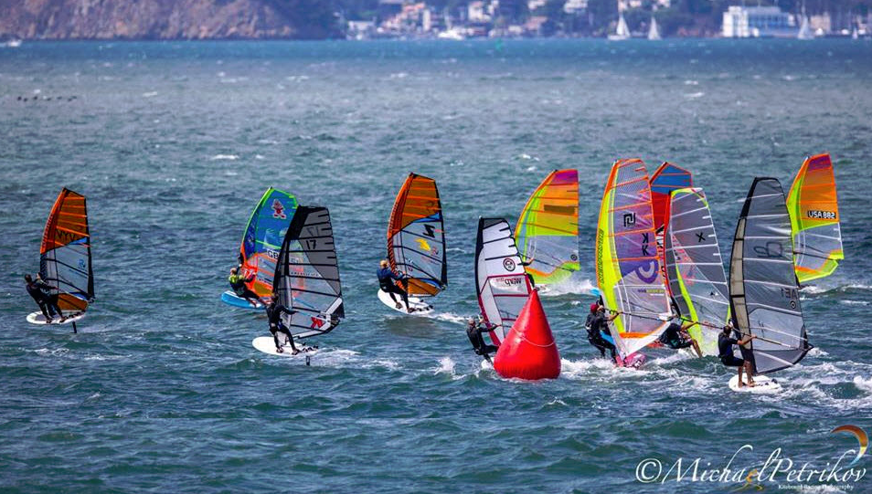 Windsurfing Is Alive, Well and Progressing