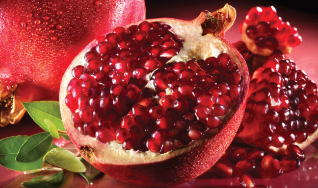 The power of the Pomegranate
