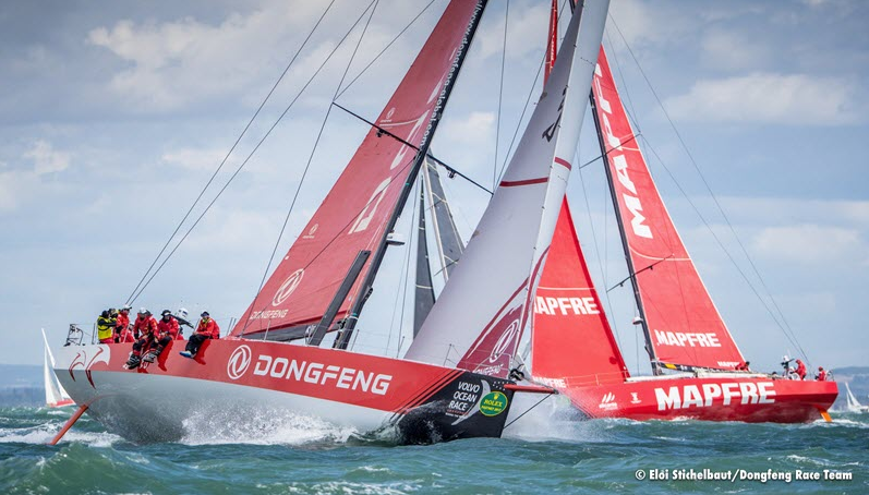 Volvo Ocean Race: Strong Teams Getting Stronger