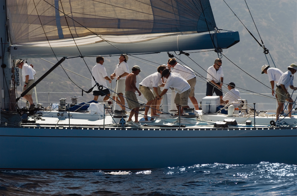 Bridging The Learning Gap From Classroom To Yacht