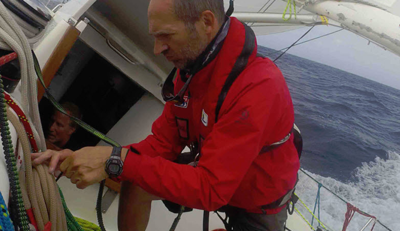 Clipper Race: Equator Crossing Shenanigans