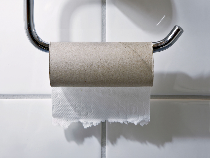 Did You Know That Toilet Paper Can Be Dangerous To Your Health?